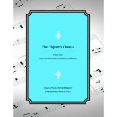 The Pilgram's Chorus from Tannhauser.  Moderate level piano solo.