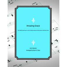 Amazing Grace - easy piano solo