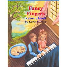 A Poor Wayfaring Man of Grief, Easy Piano Duet