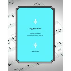Aggravation - piano solo