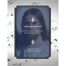 The Book of Mormon, SATB choir