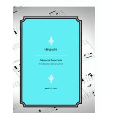 Hirajoshi (Pentatonic Fantasy No. 16) - piano solo