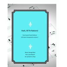 Hark, All Ye Nations! SATB Choir