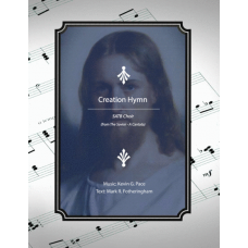 Creation Hymn, SATB choir