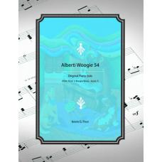 Alberti Woogie 54 - piano solo