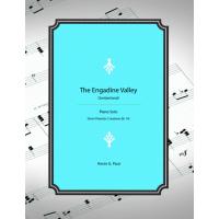 The Engadine Valley - piano solo