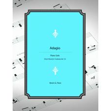 Adagio - piano solo