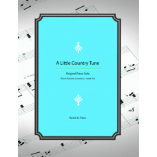 A Little Country Tune - piano solo