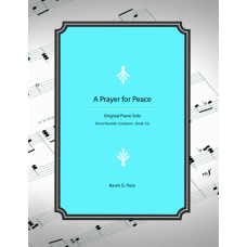 A Prayer for Peace - piano solo