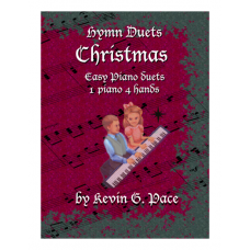 Hymn Duets - Christmas: easy piano duets