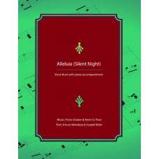 Alleluia (Silent Night), Vocal Solo or Vocal Duet