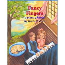 Fancy Fingers, easy piano duet volume 1