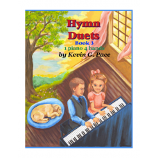 Hymn Duets book 3: easy piano duets