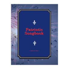 Patriotic Songbook - vocal solo, unison choir or piano solo.