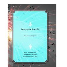 America the Beautiful - vocal solo, unison choir or piano solo