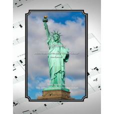 Lady Liberty, a sacred patriotic hymn