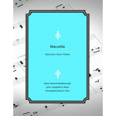 Macushla - piano solo / vocal solo with chords symbols