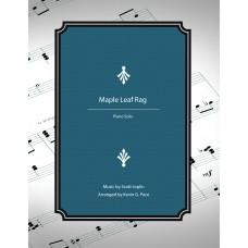 Maple Leaf Rag - piano solo