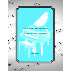 The Waltz of Melody Minor - piano solo